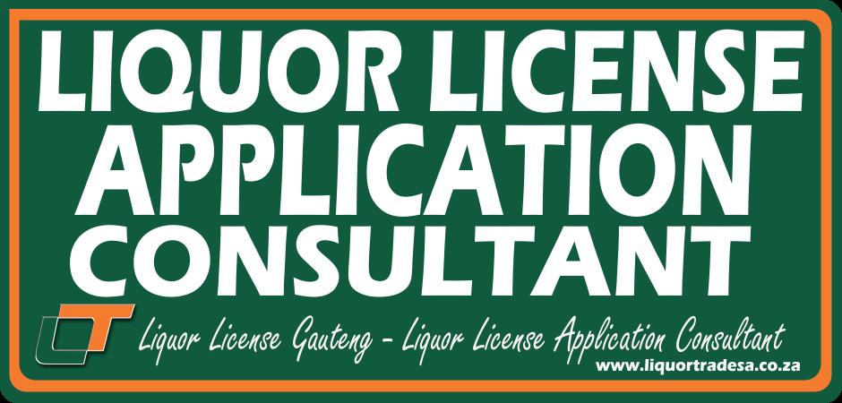 Liquor License Application Consultant Gauteng