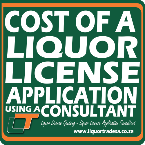 Cost of a Liquor License Application Gauteng