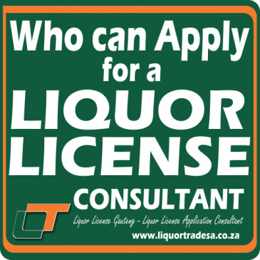 Who can Apply for a Liquor License