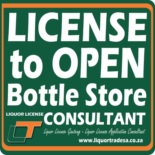 License to Open a Bottle Store