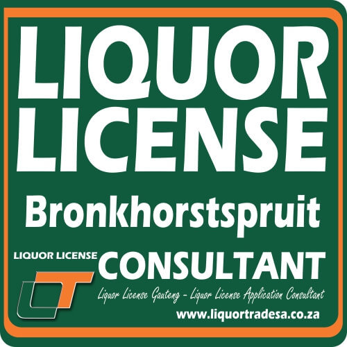 Liquor License Bronkhorstspruit