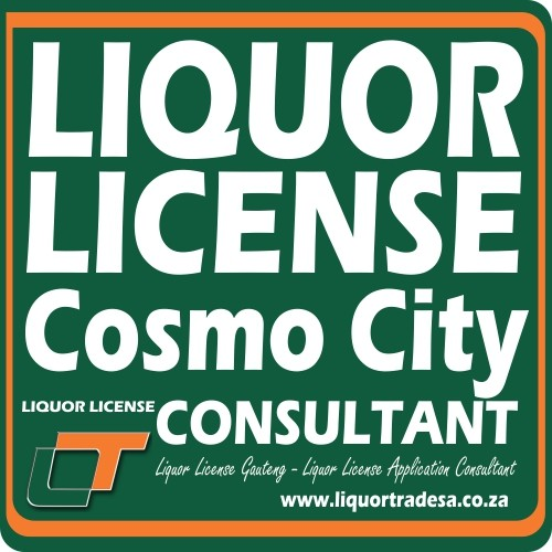 Liquor License Cosmo City