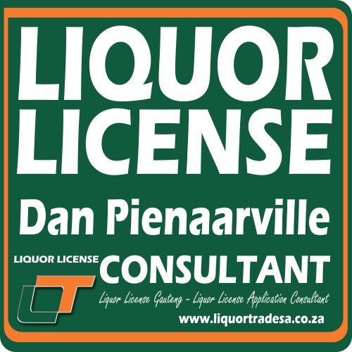 Liquor License Dan Pienaarville