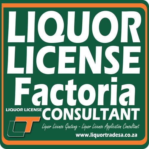Liquor License Factoria