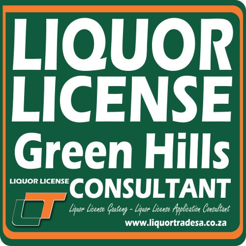 Liquor License Green Hills