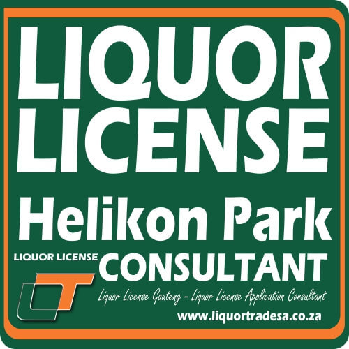 Liquor License Helikon Park