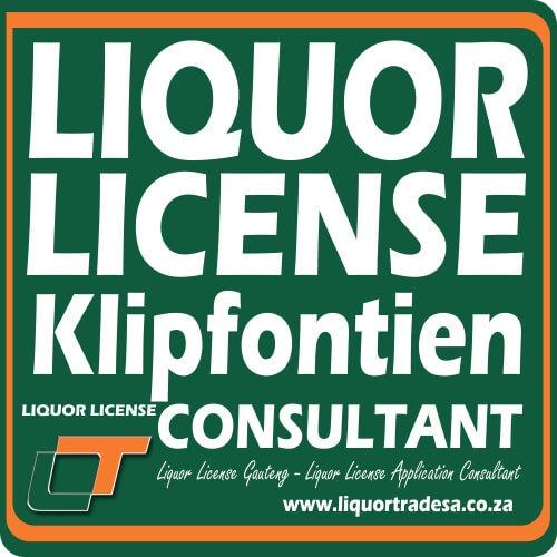 Liquor License Klipfontienview