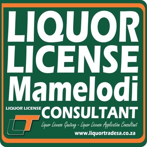 Liquor License Mamelodi
