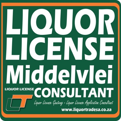 Liquor License Middelvlei