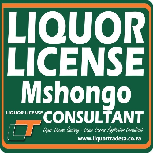 Liquor License Mshongo
