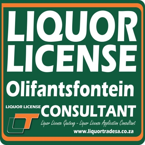 Liquor License Olifantsfontein