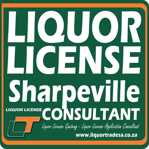 Liquor License Sharpeville